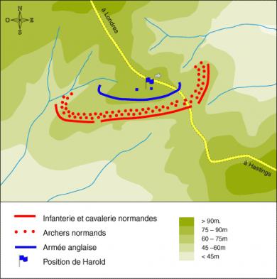 14 octobre - La bataille d'Hastings
